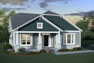 Beaufort - Retreat at Woodcrest Crossing: Powell, Ohio - M/I Homes