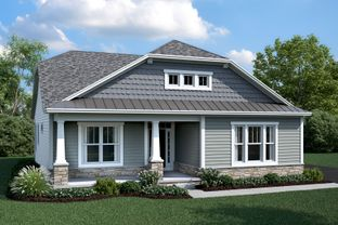 Charleston - Retreat at Woodcrest Crossing: Powell, Ohio - M/I Homes