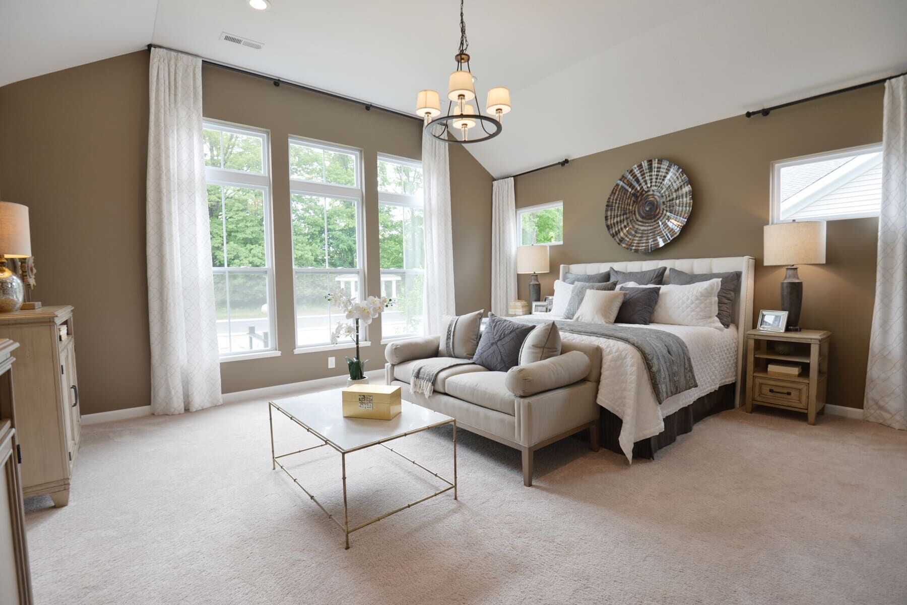 Bedroom featured in the Charleston By M/I Homes in Columbus, OH