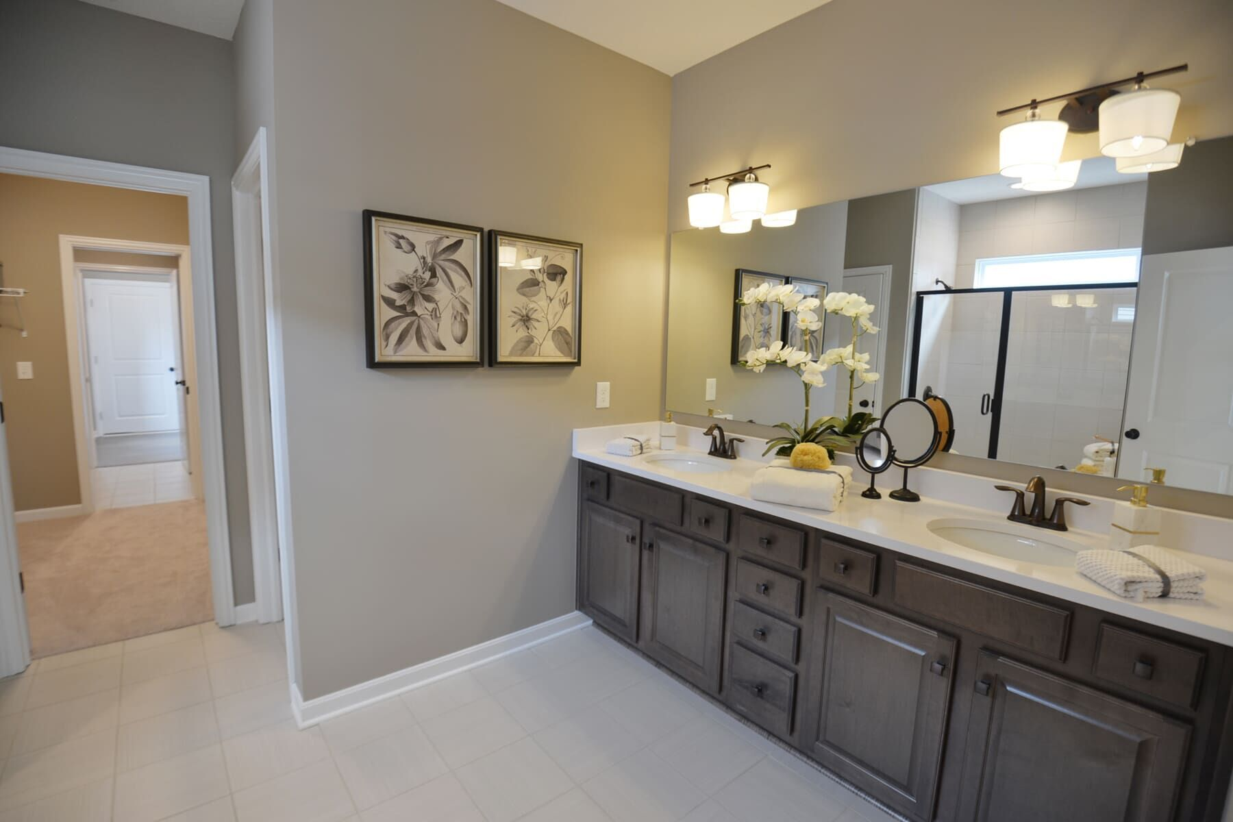 Bathroom featured in the Charleston By M/I Homes in Columbus, OH