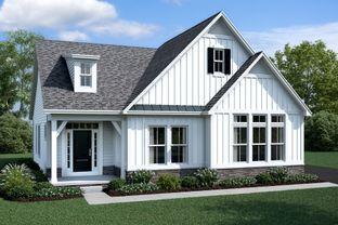 Durham - Retreat at Woodcrest Crossing: Powell, Ohio - M/I Homes