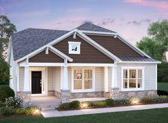 Durham - Retreat at Dustin: Galena, Ohio - M/I Homes