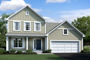 Erie - Homes at Foxfire: Commercial Point, Ohio - M/I Homes
