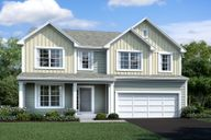 Liberty Grand by M/I Homes in Columbus Ohio
