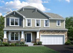 Findlay - Northlake Preserve: Sunbury, Ohio - M/I Homes