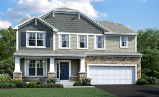 Homes at Foxfire by M/I Homes in Columbus Ohio