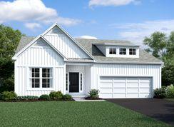 Fremont - Homes at Foxfire: Lockbourne, Ohio - M/I Homes
