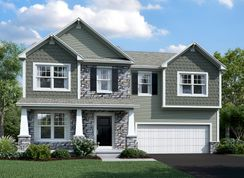 Granville - Northlake Preserve: Sunbury, Ohio - M/I Homes