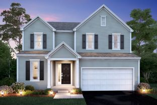 Madison - Hoover Farms: Westerville, Ohio - M/I Homes