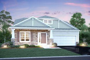 Riverside - Homes at Foxfire: Lockbourne, Ohio - M/I Homes
