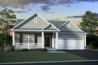 Riverside - Homes at Foxfire: Commercial Point, Ohio - M/I Homes