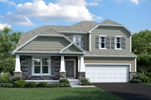 Worthington - Homes at Foxfire: Lockbourne, Ohio - M/I Homes