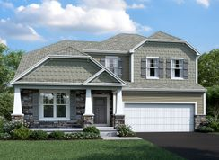 Worthington - Heron Crossing: Pickerington, Ohio - M/I Homes