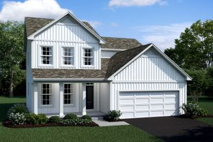 Bexley - Spring Hill Farm: Reynoldsburg, Ohio - M/I Homes