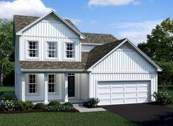 Bexley - Liberty Grand: Powell, Ohio - M/I Homes
