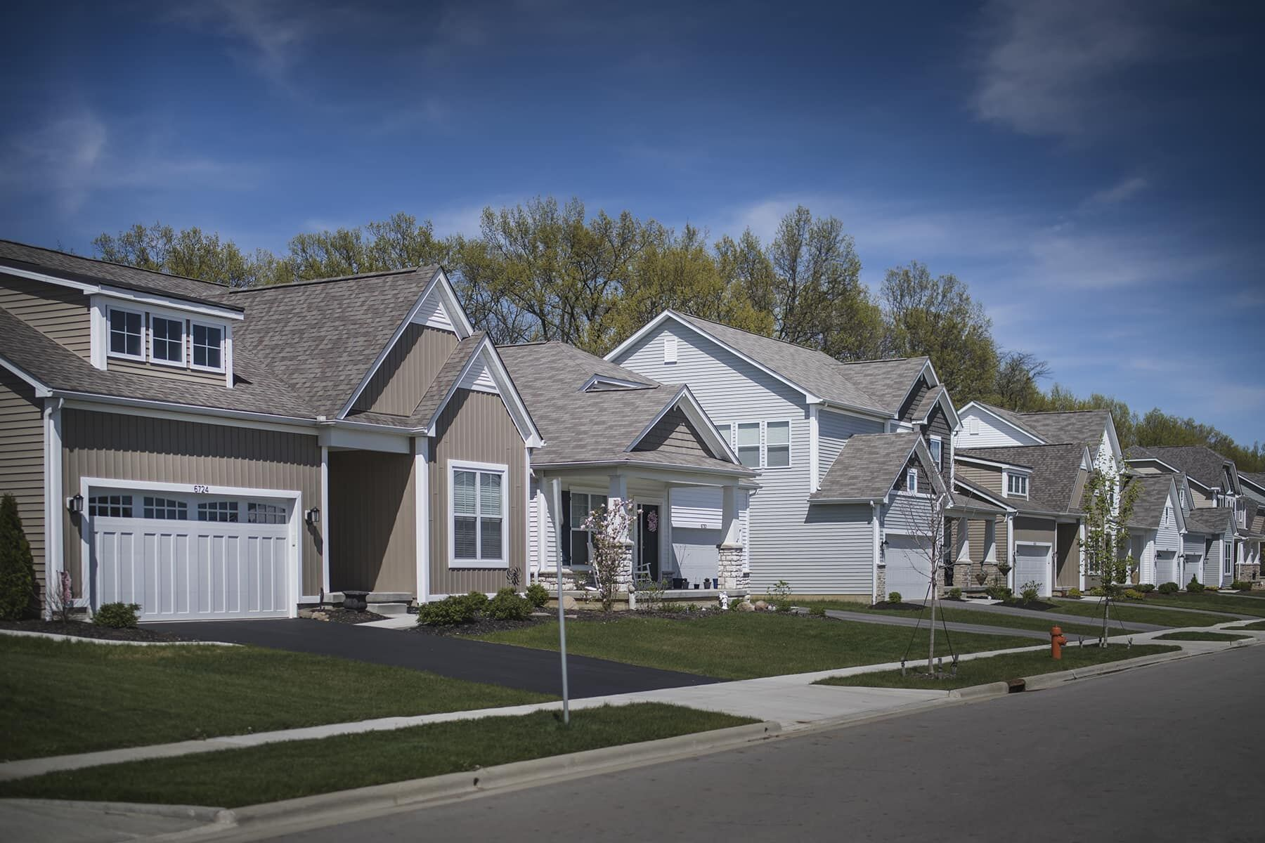 'Northlake Preserve' by M/I Homes-Columbus in Columbus