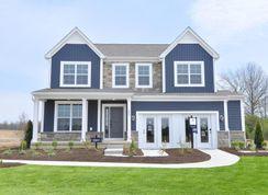 Madison - Northlake Preserve: Sunbury, Ohio - M/I Homes