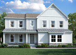 Amherst - Jerome Village - Pearl Creek: Plain City, Ohio - M/I Homes