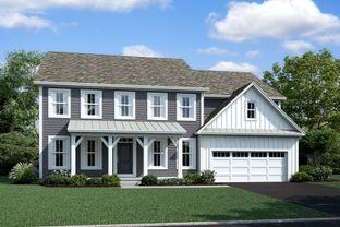 Ashford - Jerome Village - Pearl Creek: Plain City, Ohio - M/I Homes