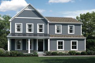 Bucknell - Jerome Village - Pearl Creek: Plain City, Ohio - M/I Homes