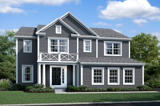 Dartmouth - Jerome Village - Pearl Creek: Plain City, Ohio - M/I Homes
