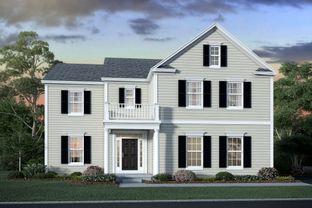 Fordham II - Jerome Village - Pearl Creek: Plain City, Ohio - M/I Homes