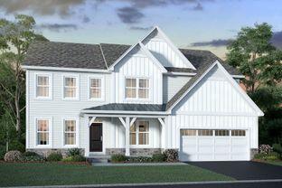 Langley - Jerome Village - Pearl Creek: Plain City, Ohio - M/I Homes