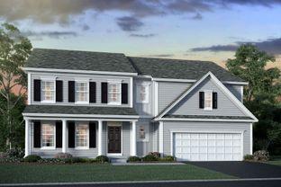 Preston - Jerome Village - Pearl Creek: Plain City, Ohio - M/I Homes