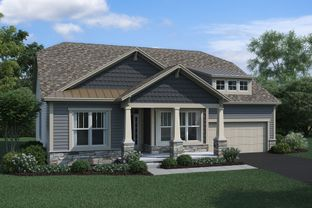 Stafford - Jerome Village - Pearl Creek: Plain City, Ohio - M/I Homes