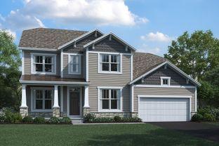 Tiverton - Jerome Village - Pearl Creek: Plain City, Ohio - M/I Homes