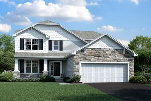 Canton - Homes at Foxfire: Lockbourne, Ohio - M/I Homes