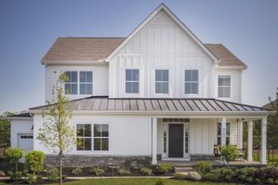 Dartmouth - Farms At Jefferson: Blacklick, Ohio - M/I Homes