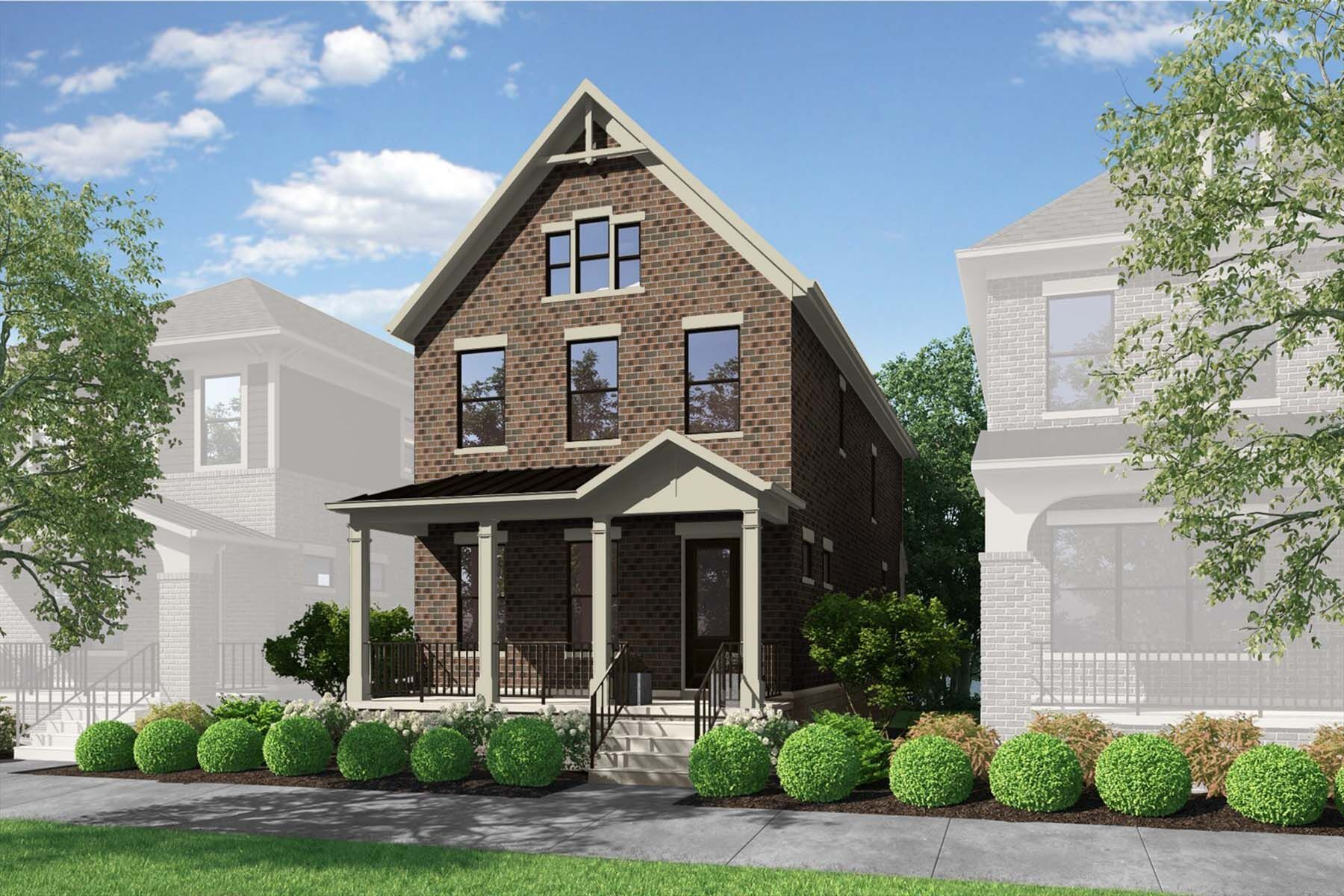 New Construction Homes & Plans in Columbus, OH   32,32 Homes ...