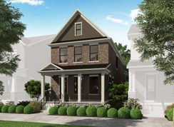 Palmer - Founders Park at Harrison West: Columbus, Ohio - M/I Homes