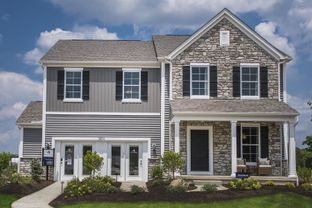 Granville - Hoover Farms: Westerville, Ohio - M/I Homes