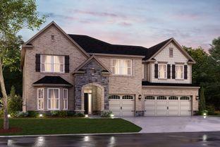 Ainsley II Slab - Pine Vail Estates: McCordsville, Indiana - M/I Homes