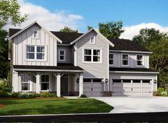 Ainsley II Slab - Havenwood: Noblesville, Indiana - M/I Homes