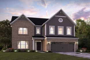 Cahill Slab - Saddle Club South: Bargersville, Indiana - M/I Homes