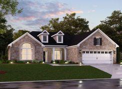 Cheswicke Slab - Havenwood: Noblesville, Indiana - M/I Homes