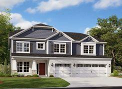 Drake Slab - Havenwood: Noblesville, Indiana - M/I Homes