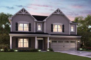 Glendale Slab - Westchester: Westfield, Indiana - M/I Homes