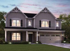 Glendale Slab - Pine Vail Estates: McCordsville, Indiana - M/I Homes