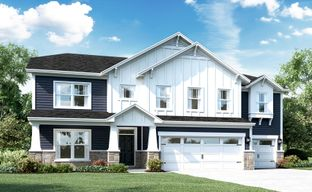 Havenwood by M/I Homes in Indianapolis Indiana