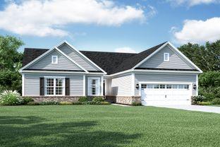 Kentmore  III Slab - Saddle Club South: Bargersville, Indiana - M/I Homes
