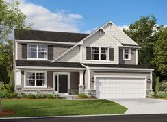 Armstrong Slab - Sonora: Brownsburg, Indiana - M/I Homes