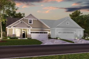 Bella Vista - The Heritage: Whitestown, Indiana - M/I Homes