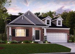 Carmichael Slab - Sonora: Brownsburg, Indiana - M/I Homes