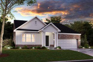 Carmichael Slab - The Heritage: Whitestown, Indiana - M/I Homes