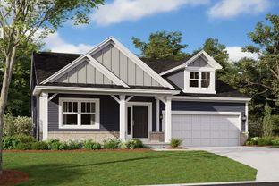 Carmichael Slab - Riley Meadows: Greenwood, Indiana - M/I Homes