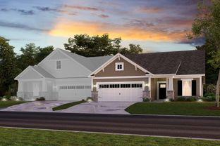 Castello - The Heritage: Whitestown, Indiana - M/I Homes